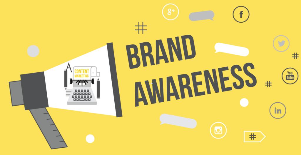 Web Marketing Brand Awareness