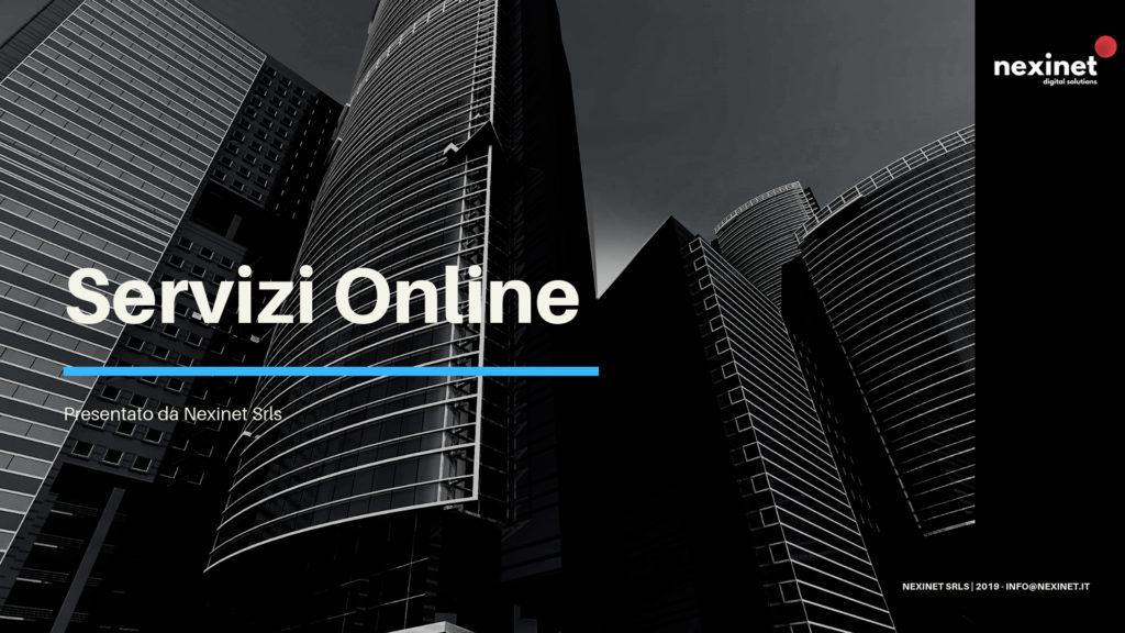 Servizi Online Nexinet