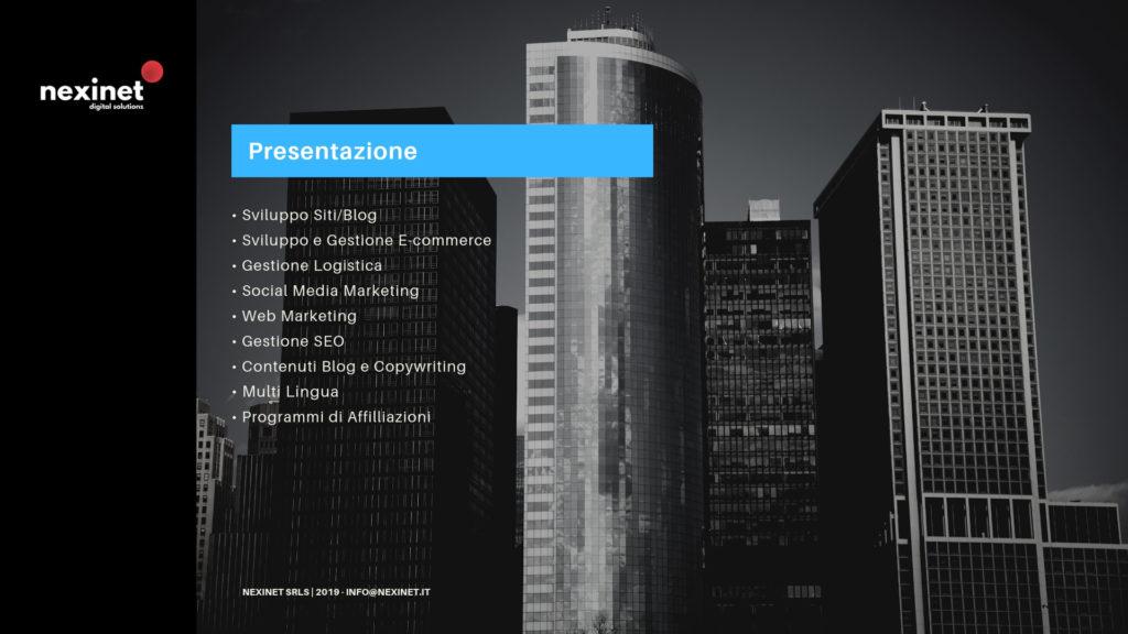 Nexinet Presentazione