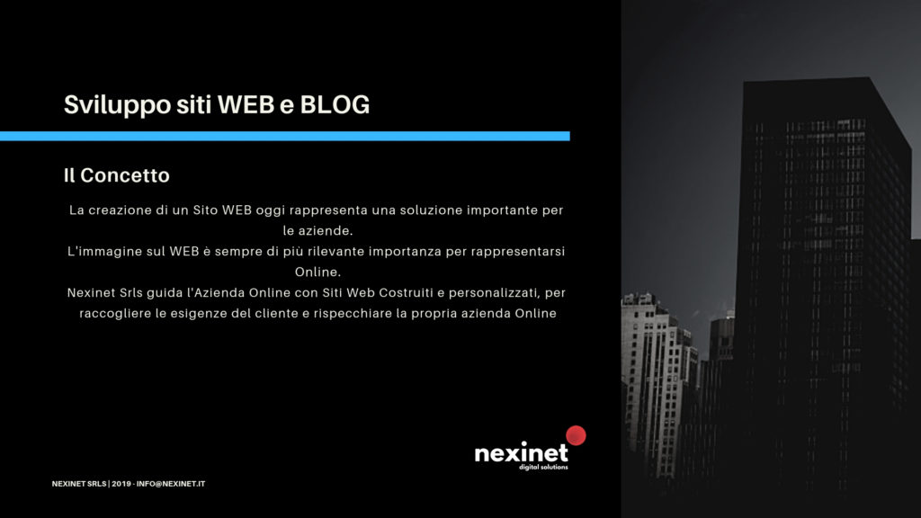 Supporto Siti Web e Blog