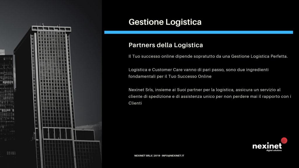 Nexinet Gestione Logistica