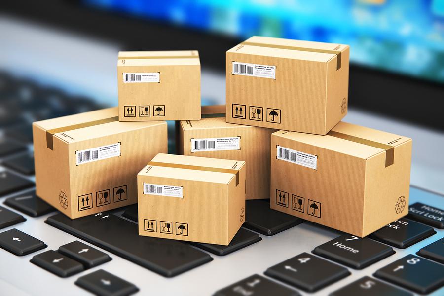 Negozio online e logistica